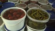 Овощи маринованные помидоры, перец в донецке