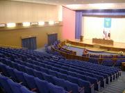 Оформление зрительных залов,  сцен театров