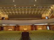 Оборудование залов светом и акустикой