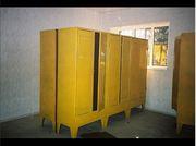 Шкаф для одежды 2-секционный.