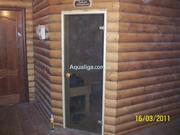 Двери для саун и паровых бань. Продажа,  установка сервис