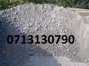 Шлак отвальный доменный