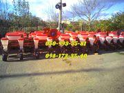 Сеялка СУПН 68 гидравлика,  система контроля, транспортное