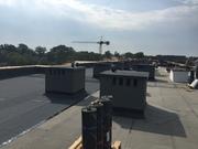 Работа в Польше по устройству плоских крыш.