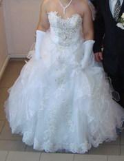 Продам свадебное платье пр-во Италия