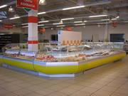 Оборудование для супермаркетов и магазинов