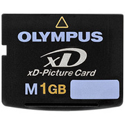 Карта памяти Olımpus XD-Picture card, M 1 gb