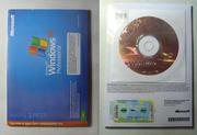 Лицензионный Windows XP Professional SP3