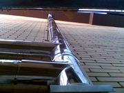Трубы дымоходные для отвода продуктов схорания